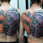 Large Back Pieces
